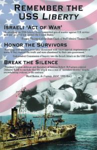 USS Liberty Poster